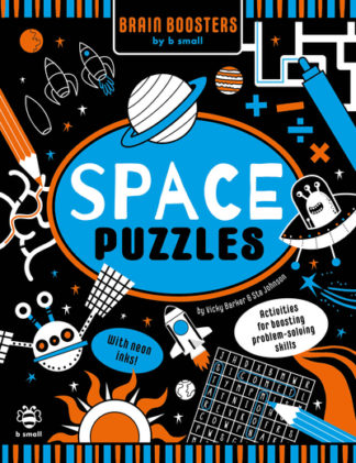 Space Puzzles: Activities for Boosting Problem-Solving Skills by Vicky Barker