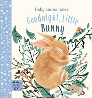 Goodnight, Little Bunny: A book about being brave by Amanda Wood