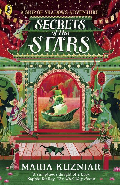 The Ship of Shadows: Secrets of the Stars by Maria Kuzniar