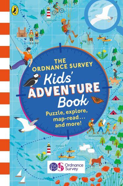 The Ordnance Survey Kids Adventure Book by Survey Leisure  Ordnance