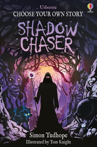 Shadow Chaser by Simon Tudhope