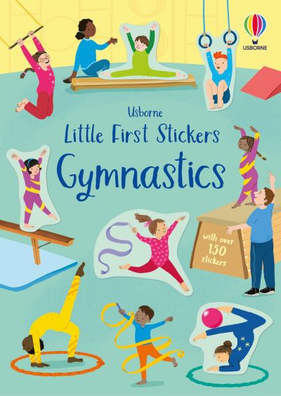 Little First Stickers Gymnastics by Jessica Greenwell