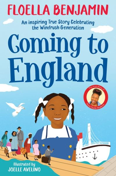 Coming to England by Floella Benjamin