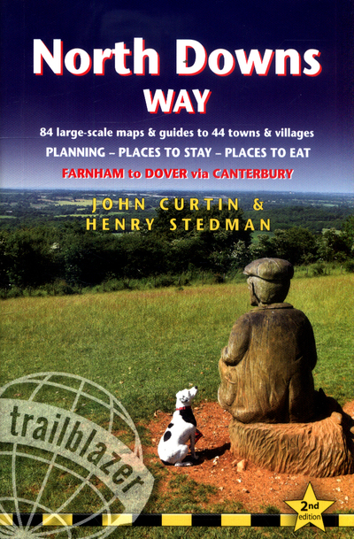 North Downs Way by Henry Stedman