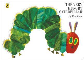 Very Hungry Caterpillar Mini Board Book by Eric Carle